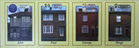 Beatles Houses