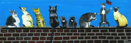 Tale of Nine Cats